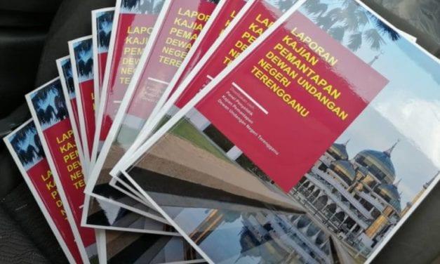 Penyelidik UTM rangka polisi untuk DUN Terengganu
