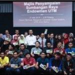 Empat Inisiatif Unit Endowmen UTM bagi tahun 2020