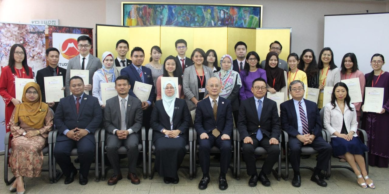 Physics Graduates Secured Japanese Government Scholarship To Pursue PhD Study In Japan