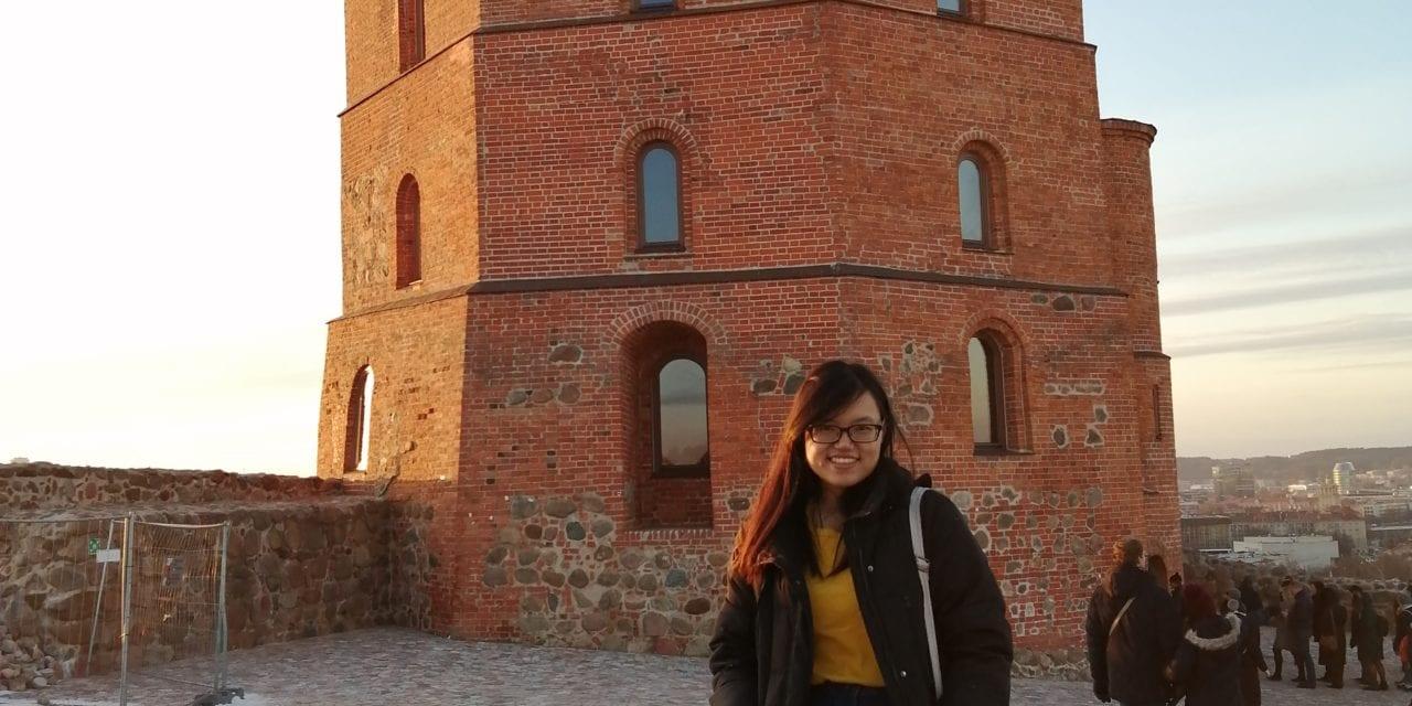 Tong Xin Jo's Internship Experience at Vilnius Gediminas Technical University (VGTU) Creativity and Innovation Centre