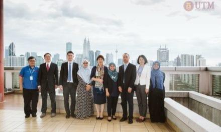 Academic Visit By Tianjin University, China