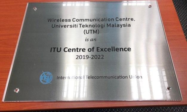 WCC Terima Pengiktirafan Antarabangsa Sebagai ITU Centre of Excellence (CoE)
