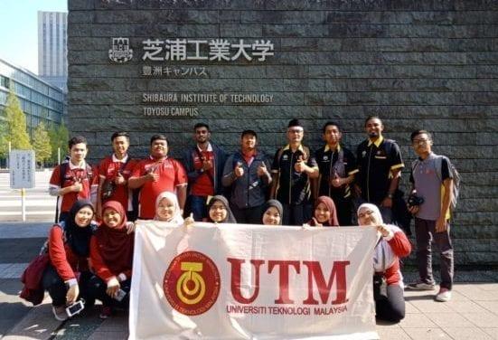 Bawa Keindahan Bahasa Melayu ke Jepun