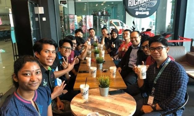 Program 'Coffee Table' Platform Komunikasi Dua Hala Mahasiswa – Pentadbir Universiti