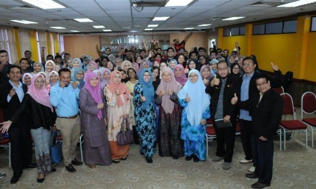 Pelancaran Program Latihan Mengajar 2020 Cipta Sejarah Baru FSSK