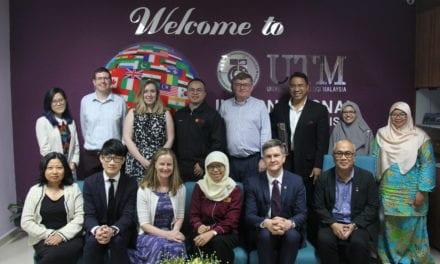 UTM Terima Kunjungan Education in Ireland Bincang Kerjasama Akademik Dua Negara