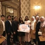 SPE-UTM SC Members Won First Place in Paper and Poster Competition at ITB, Bandung, Indonesia