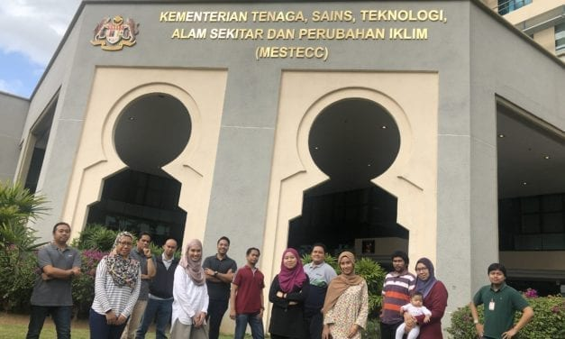 UTM and MESTECC Collaborate to Groom Professional Talent in Science and Technology