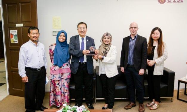 Academic Visit from Ajou University, Korea to UTM Kuala Lumpur