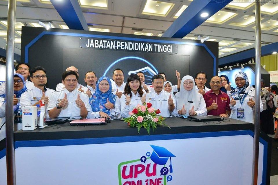 UTM Tuan Rumah Jom Masuk IPT 2020 Zon Selatan