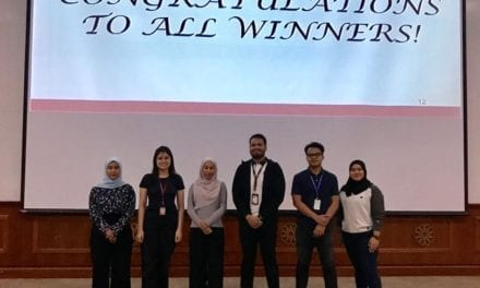 MJIIT FYP2 Briefing and Announcement of FYP1 (3MT Thesis Seminar Best Presenters)