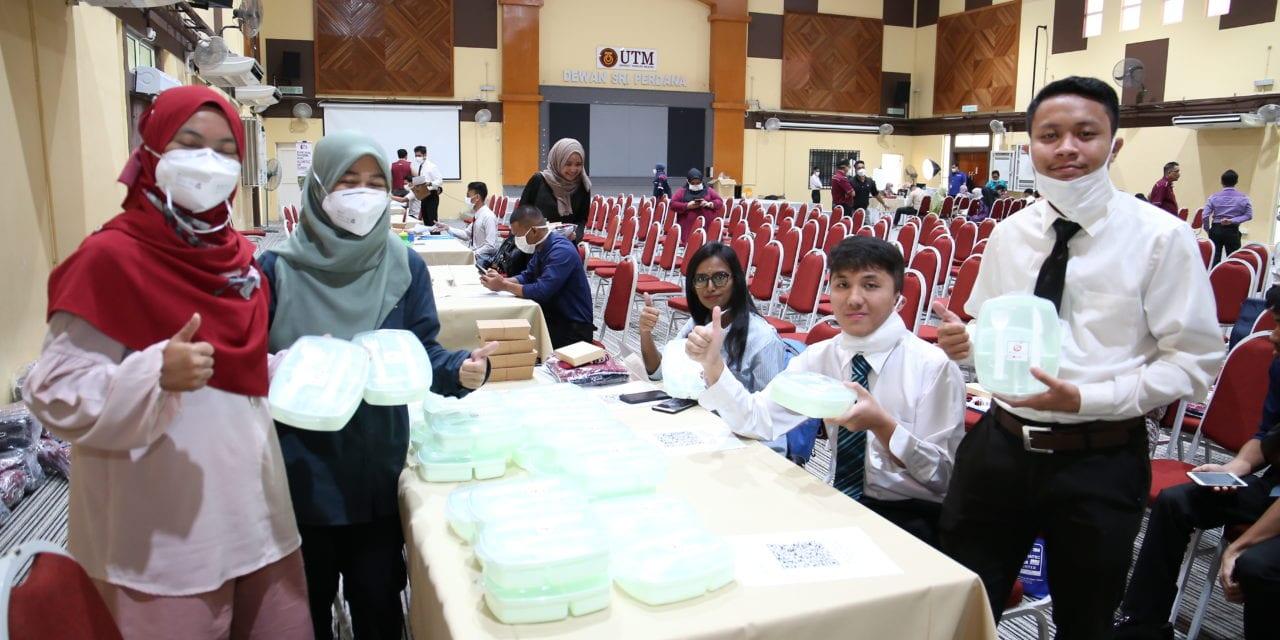 172 Pelajar Baharu UTM bagi Sem II,  Sesi 2019/2020