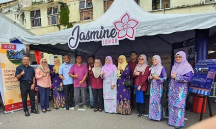UTM Anjur Bengkel FGD Bantu Selesai Isu Komuniti Daerah Mersing