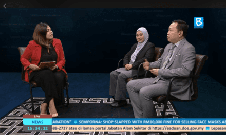 UTM 2u2i IN BERNAMA TV