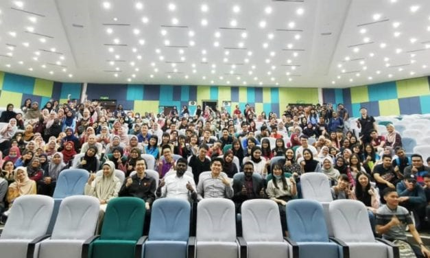 Faculty of Science Graduate Employability Enhancement Program (GEEP2020) – Kick Start & Industrial Career Forum