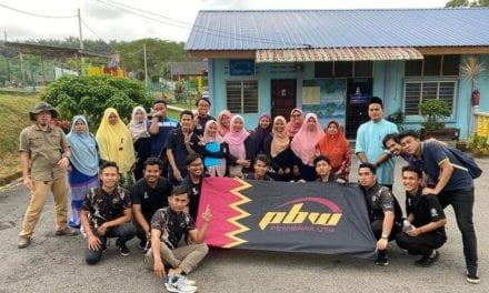 Mahasiswa Perancangan Bandar dan Wilayah UTM Menabur Bakti di Mawai Baru, Kota Tinggi