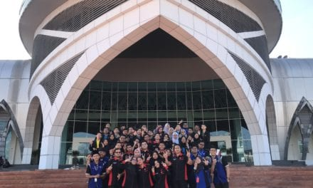 Delegation: School Of Computing 2020