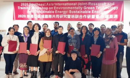 2020 Southeast Asia International Joint-Research and Training Workshop on Environmentally Green Technology and Sustainable Energy