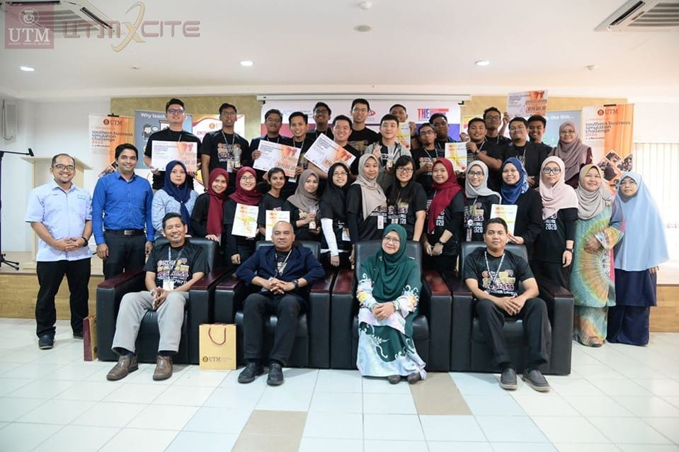 Southern Business Simulation Challenge 2020 Exposed Students to MonsoonSIM Platform