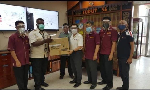 UTM hasilkan 'face shield' bantu 'frontliner' KKM