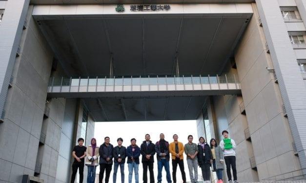 10 UTM Researchers and Students Visited Japan Under Sakura Science Plan
