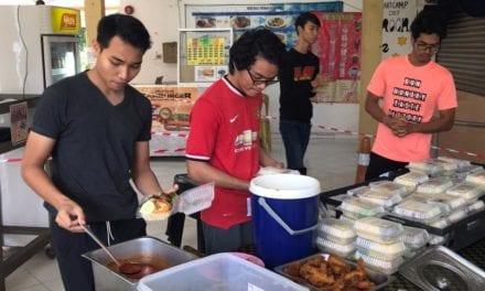 TNCP dan HEP Bekerjasama Koordinasi Penyediaan Makanan 3,300 mahasiswa