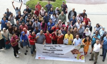 BigWelcomeWeekend@UTMRazak Sparks Excitement Among New Students