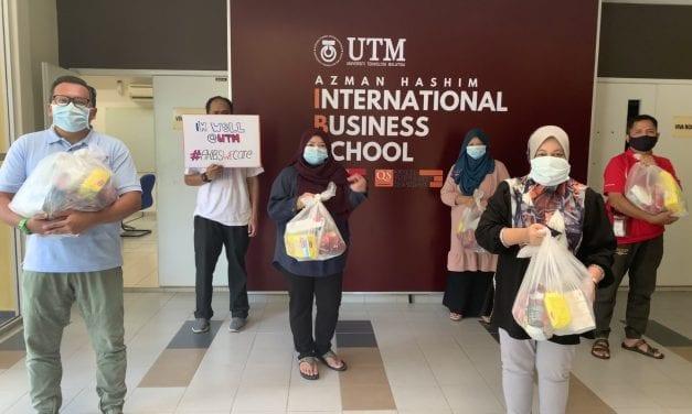 PKP: AHIBS Sediakan Pelan Data Internet & Bantuan Sara Hidup Ringankan Beban Pelajar