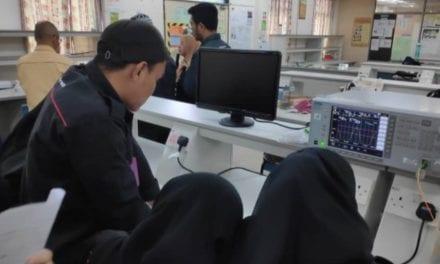 Optical Network Workshop for Politeknik Ibrahim Sultan by Faculty of Engineering, UTM