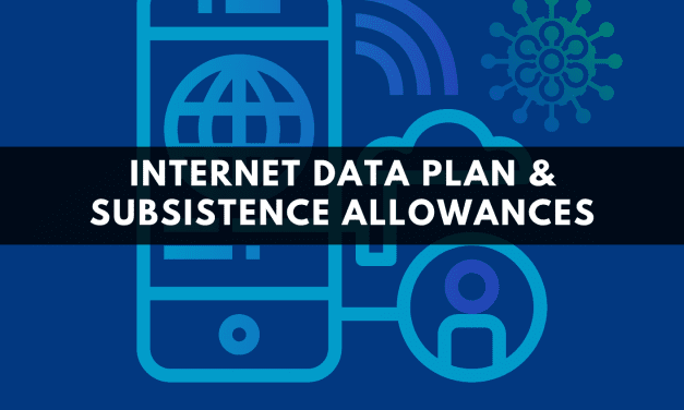 AHIBS Assist Students with Internet Data Plan and Subsistence Allowances