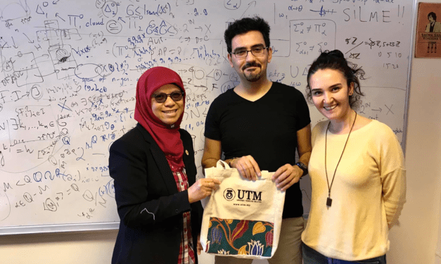 UTM Professor Visits METU for Erasmus+ Staff Teaching Mobility Programme