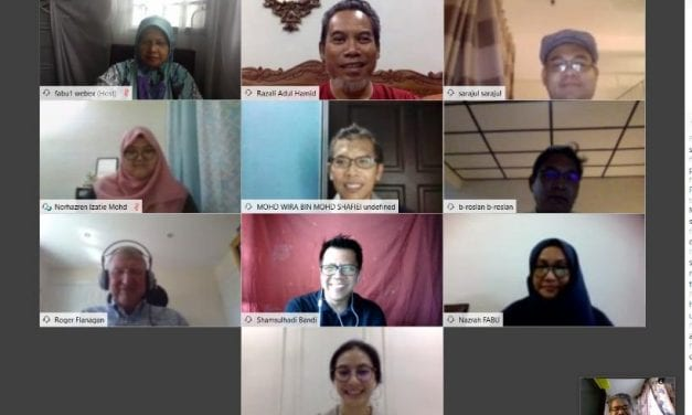 UTM Conducts Viva-Voce Online
