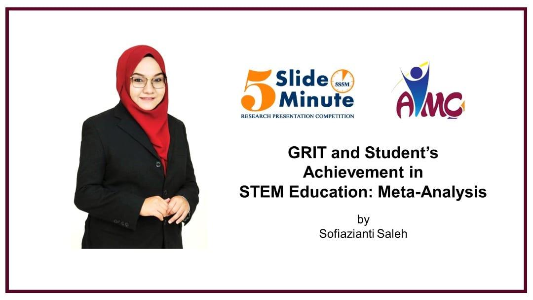 UTM PhD Student Won Big at Asia International Multidisciplinary Conference 2020