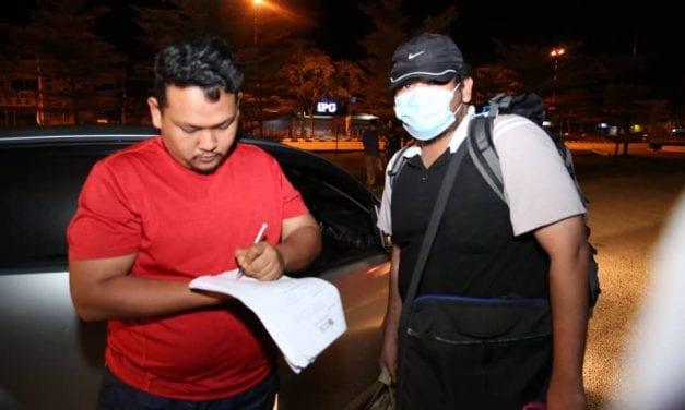 LO jayakan agenda penghantaran pulang pelajar IPT dari Zon Selatan