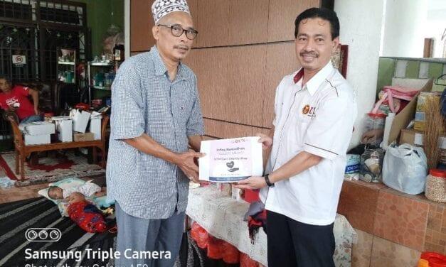 Tiga rumah kebajikan terima sumbangan Tautan Kasih Ramadhan 2020 CCINUTM