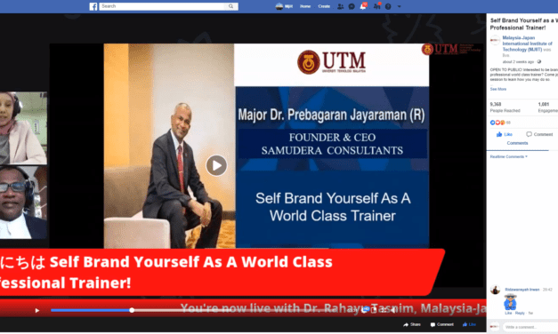 Self Brand Yourself to Become A world Professional Trainer!
