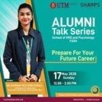 SHARPS Jayakan Program Alumni Talk Series: Prepare for Your Future Career