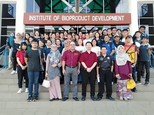 UTM Pilot Plant Day 2020: Ke Arah Melahirkan Graduan Beratribut Tinggi