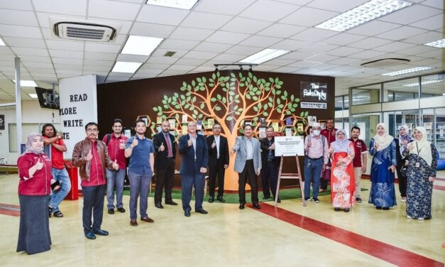 Sinergi Alumni dan Perpustakaan UTM untuk Generasi Masa Depan
