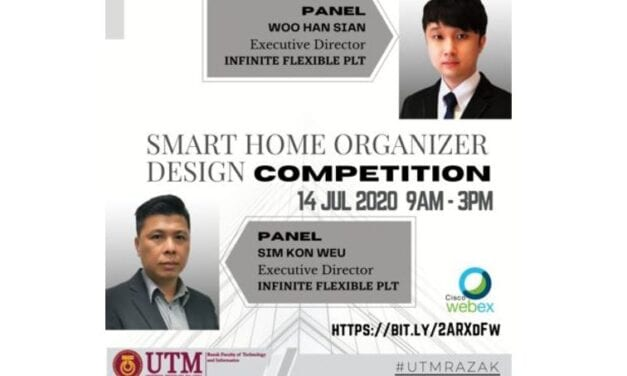 Exposing Student to Industry Experience Through Design Competition and Experience Talk