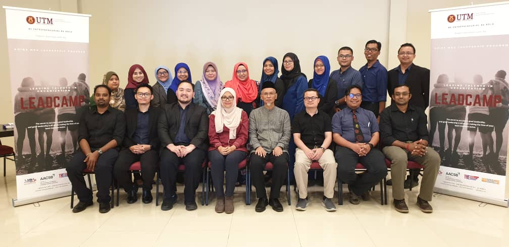 LeadCamp – Experiential Learning Venture for AHIBS MBA