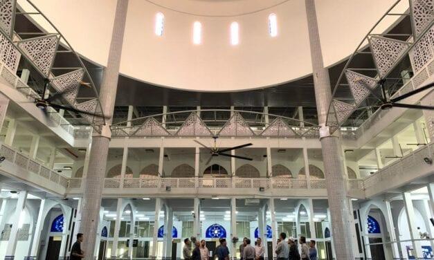 Dana Wakaf UTM Bantu Menaik Taraf Infrastruktur Masjid Sultan Ismail