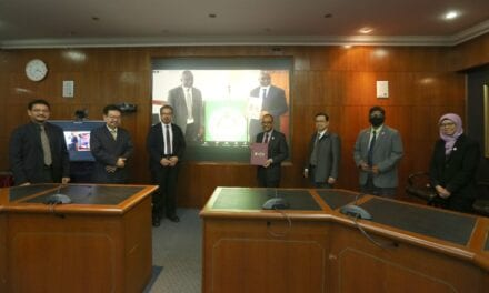UTM-IUIU Tandatangan Memorandum Perjanjian untuk Membangunkan Kampus Induk IUIU di Uganda