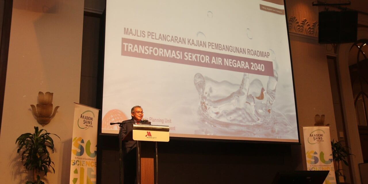 UTM Researchers and Experts Entrusted to Handle WST 2040 Project