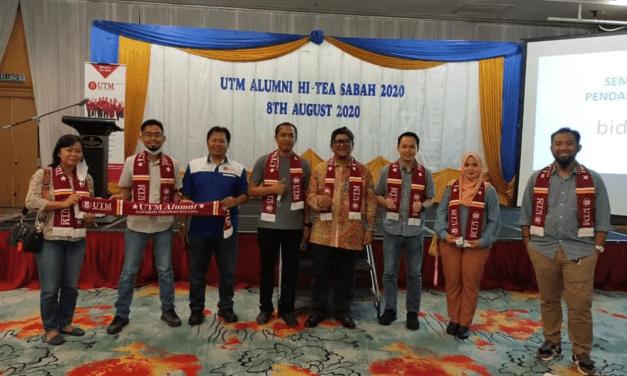 Unit UTMAlumni Menyantuni Alumni UTM Sabah