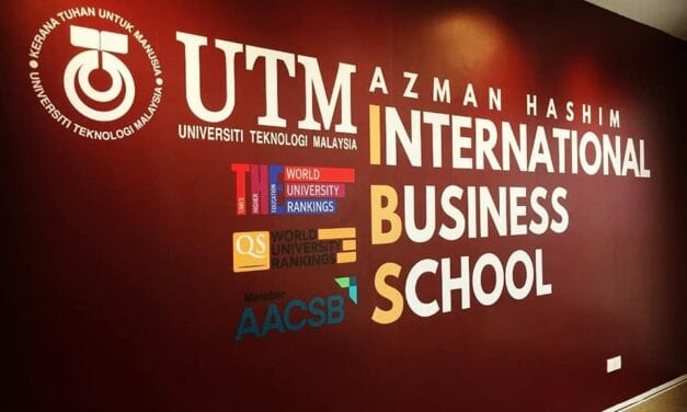 AHIBS Won Branding Award at UTM Citra Karisma 2020