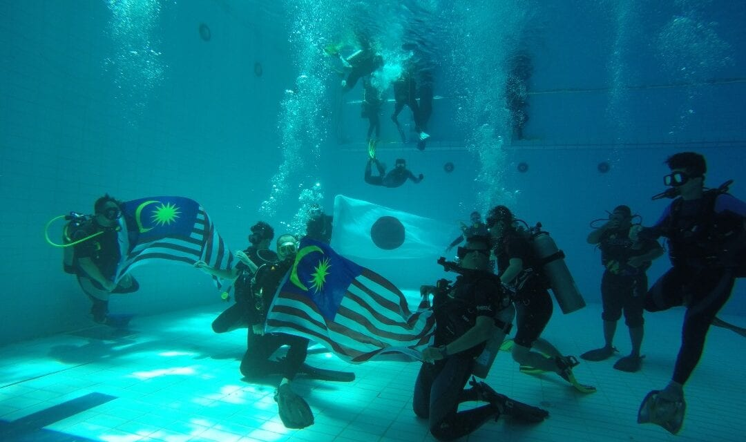 A Kickstart on MJIIT-UTM Special CSR Project: Mask On UTM (Building Diving Careers for the Underprivileged)