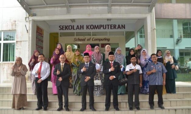 UTM-JKSNJ Bentuk Kerjasama Kajian Penambahbaikan Proses Perniagaan Jabatan Kehakiman Syariah Negeri Johor (JKSNJ)