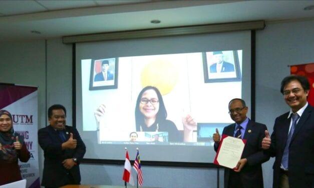 Renewal of MoU between UTM and Institut Teknologi Bandung