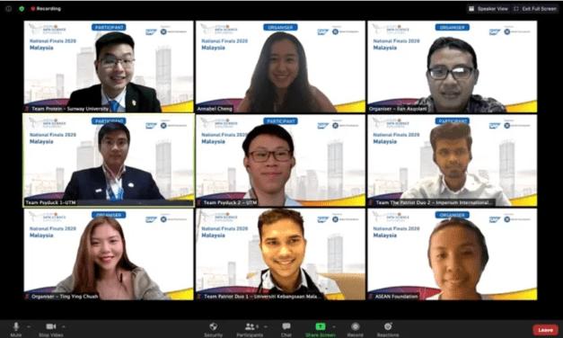 UTM Wakili Malaysia ke ASEAN Data Science Explorer 2020